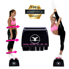 Cheerleading Stunt Stand(R) Balance & Flexibility Training Device - Black/Pink