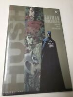 Batman Hush Volume 1 Hardcover HC Graphic Novel Jeph Loeb Jim Lee DC 2004 First