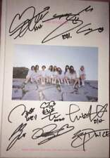 TWICE One in a million photo book autographed with DVD rare from JAPAN F/S