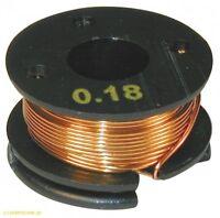 Intertechnik  Luftspule Drosselspule 0,47mH 0,45 mm 270011