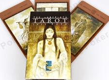Il labirinto Tarot cards Fournier Luis Royo sofisticata Grafica Espressiva