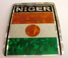 """3x4"" Niger Sticker / Niger Flag / Decal"