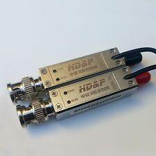HD 3G SDI Fiber Optic Video Extender(Made in Korea)