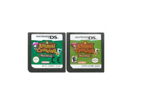 DS Gaming Cartridge for Nintendo DS 3DS 2DS Animal Crossing USA EUR Video Game