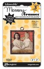 "Ranger Inkessentials Memory Frames 2"" x 2"" (3 frames) - Antique Copper"