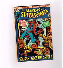 AMAZING SPIDER-MAN (v1) #106 Bronze Age find! Spidey unmasked?!? Grade 9.0