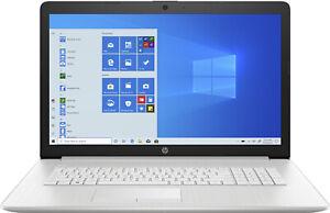 HP 17-by3266ng 17,3 Zoll 512 GB SSD 8 GB RAM Core i7 10.Gen silber