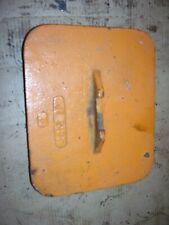 Vintage Minneapolis Moline Rtu Tractor Side Cover