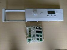 Cda CI931IN washing machine Dryer control panel and main PCB