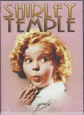 SHIRLEY TEMPLE (DVD, 2-Disc Set, B&W and Color)    BRAND NEW FACTORY SEALED