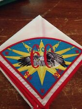 Timuquan Lodge 340 60th Anniversary 2006 Neckerchief  Order of the Arrow DB-406