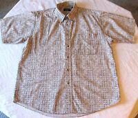 Men's Trader Bay Casual Shirt, Size Large Men's Clothing C2