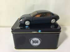 Model Car Lancia Dialogos 1999 1/43rd Scale By Solido With Display Box