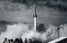 Otto Goetz Von Braun Team Rocket Scientist SIGNED 4x6 PHOTO AUTOGRAPHED