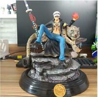 One Piece Trafalgar Law Anime Manga Figuren Figure Figur H:30cm + Box PVC Neu