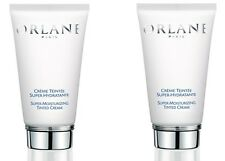 Lot of 2 Orlane Absolute Skin Recovery Smoothing Foundation- 50 Terre  Rose 1 oz