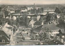 AK S/W PRAG - BRÜCKEN ÜBER DEN VITARA-FLUSS 1966 GELAUFEN