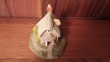Vintage 1992 Handmade English Porcelain Lilliput Lane -Adorable Wheyside Cottage