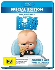 The Boss Baby (Blu-ray, 2017)