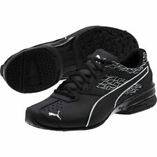 PUMA Black Athletic Shoes for Men for
