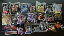"""McDonald's & Other Toy Bundle Lot Random 90's Toys See Pics """"18 Sealed """" 4 Open"""