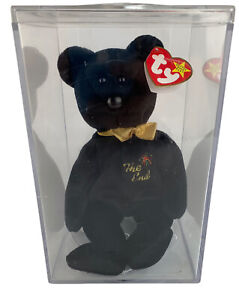 Ty Beanie Baby The End 1999 Teddy Bear
