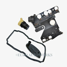 Fit Mercedes Transmission Conductor Plate + Filter + Gasket + Connector 722.6xxx