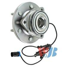 WA515093 Front Wheel Hub Bearing Assembly Interchange 515093 SP550311 BR930744
