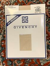 Givenchy Pantyhose Body Smoothers Le Beige Naturel Sheer Support Leg 555 C NEW