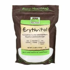 Erythritol 2.5 lbs by Now Foods