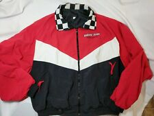 Vintage UAW GM Motorsports Windbreaker Jacket XXL