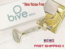 Noise free noise Jade Roller Face Massager AntiAging skin Care facial collagen