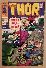 Thor #149 FN