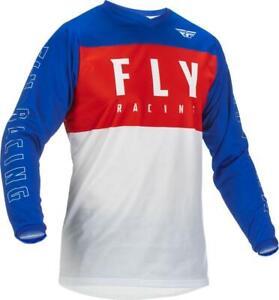 2022 Fly Racing Adult F-16 Motocross Jersey All Colors MX ATV Dirt Bike SXS