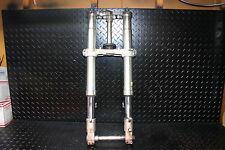 2000 Suzuki Gsxr750  Oem Complete Front End Forks Suspension Handlebars Triple
