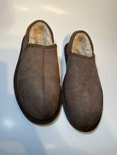 uggs mens slippers size 10 scuff romeo