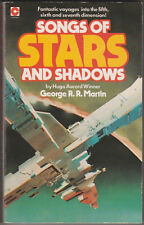 Songs of Stars and Shadows, George R R Martin. In Stock in Australia