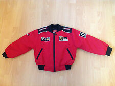 "Ferrari Bridgestone, Official Childs Jacket 14"" Pit to pit - VGC"