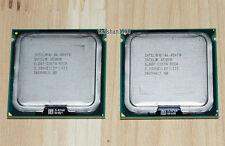 Matching Pair (2PCS) Intel Xeon X5470 3.33GHz/12MB - SLBBF Quad-Core
