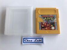 Donkey Kong Land - Pile Sauvegarde OK - Nintendo Game Boy - PAL EUR