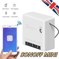 SONOFF MINI Two Way Smart Switch Remote Control