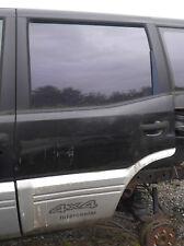 Nissan Terrano 2 R20 Ford Maverick 5türig Tür hinten links Fahrerseite Schwarz