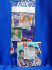 1 Direction Party Set # 2 One Direction Party Napkins Tablecover Free Shipping