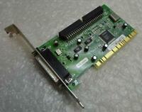 Genuine Adaptec AVA-2903B/Epson PCI SCSI Controller Card