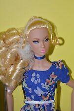 FR Royalty Dynamite Misaki SZ doll Poppy Parker NRFB Spring song the Model Scene