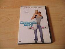 DVD Cinderella Story - Hilary Duff & Chad Michael Murray