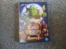 scared shrekless dvd new and sealed freepost