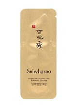 Sulwhasoo Essential Perfecting Firming Cream Samples 1ml x 10pcs US Seller