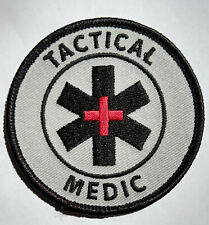 Tactical Medic Patch // Police / Sheriff // SWAT // EMT - FREE US SHIPING!