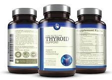 Suplemento Para Tiroides - Bajar De Peso Con Yodo Aumentar Metabolismo Y Energía